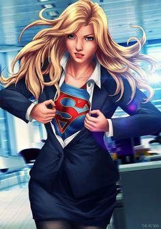 Effect Color by Roux Original Art:pixs.ru/showimage/SupergirlD_7…
