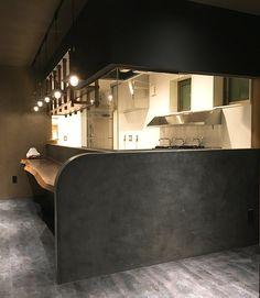 店舗内装|和食店|獣肉と酒ぼんくら|アンプインテリアデザイン Interior, Sushi, Barbell, Design Interiors, Interiors, Sushi Rolls