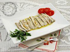 ITALIANS DO EAT BETTER: ALICI MARINATE