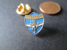 a5 BRESCIA FC club spilla football calcio soccer pins fussball italia italy