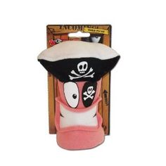 Worms Pirate Medium Plush available from Amazon.co.uk #worms, #team17