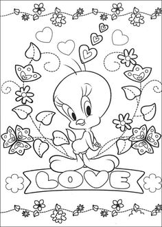 Disney Coloring Pages For Kids Printable Online 3