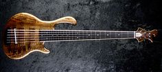 LedBelli Bass Guitars Majestic
