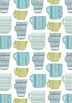 muggar_cups_coffe_tea_illustration_pattern_colorful_drawing_doodle_line_art_artist