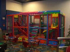 Happy Days Marbella - Playground Front Happy Day, Bunk Beds, Playground, Furniture, Home Decor, Shapes, Restaurants, Children Playground, Decoration Home
