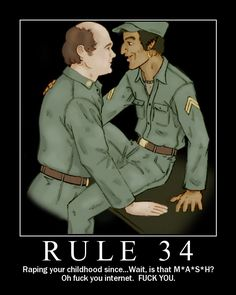 25 SFW Rule # 34 Images - Holytaco