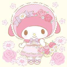 A panda's love for Hello Kitty - tinkevidia: Sanrio: My Melody:)