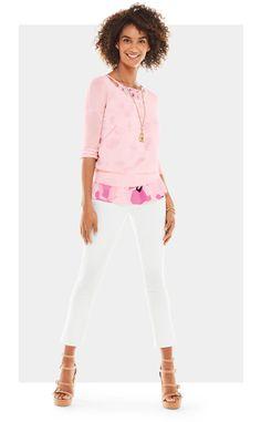 Feminine, flirty and elegant. My online store is open 24/7 for your shopping pleasure. jeanettemurphey.cabionline.com