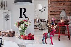 Рождественский дом одной семьи / Дизайн интерьера / Архимир