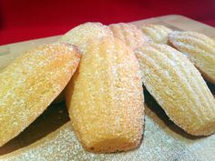 BakingBar's Recipe for French Madeleines