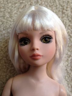 Wilde Imagination Ellowyne Wilde Starlet Mood Doll Nude Mint Le 150