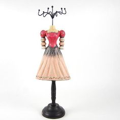 maniqui exhibición joyas, organización joyas