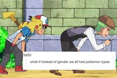 29 Times Tumblr Had Serious Questions About Pokémon.. this pic sucks, but they are all pretty hilarious