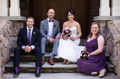 Kimberly & Matthew's Rustic Romance Wedding