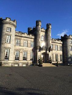 Airth Castle in Falkirk, Scotland