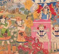 lighthouseletters-blog:Henry Darger from In the Realms of the...