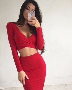 Bodycon Dress 2017 New Arrival Summer Dresses For Women Long Sleeve Slim Bodycon Dress Sleeveless Party Dress Vestidos Femininas 2016 New Arrival Summer Style Dresses For Women Elegant Party Gowns Vestidos Femininos Party Gown Source by Trendy Dresses, Sexy Dresses, Cute Dresses, Cute Outfits, Summer Dresses, Skin Tight Dresses, Red Tight Homecoming Dresses, Look Fashion, Fashion Outfits