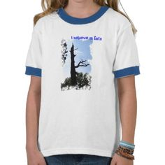 """My """"I believe in Ents"""" t-shirt selling on Zazzle"""