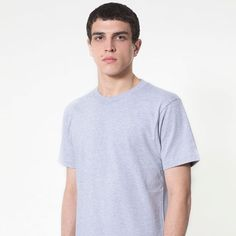 Steal the show with American Apparel Unisex Short-Sleeve Hammer T-Shirt-HJ400 at most cheaper rates