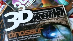 Going through 20 year old CG magazines! 20 Years Old, Year Old, Magazines, The Creator, Tech, Make It Yourself, Fun, Ideas, Journals