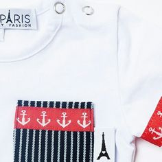 www.babyfromparis.com  www.facebook.com/babyfromparis  #baby #babyclothes #babykleidung #babykleid #romper #rompers #pagliaccetto #barboteuse #kleinefabriek #babyfromparis #babyfashionclub #babykleidung #babyboy #shoponline #marine