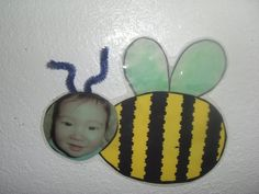 I'm a Bee - from our bug unit (Munchkin Junction Preschool)