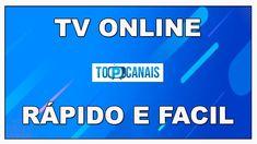 SAIU!!!Assistir TV ONLINE FÁCIL E RÁPIDO!!! Smartphone, Go Outside