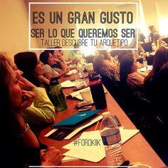 """Sven Doehner """"Descubre tu #Arquetipo"""" #ForoKiik #MujerKiik #MujerRegia #MTY2013 #mujer #mexicana #mty #mx #superación #liderazgo #familia #comunidad"""