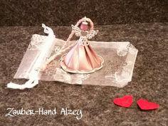 10 kleine Engelchen von Zauber-Hand Alzey auf DaWanda.com