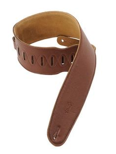 Levy's M4GF-XL Garment Leather Guitar Strap