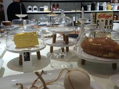 cheese cover with couch - Maison&objet 2015 - photo iphone by Via Herbreteau