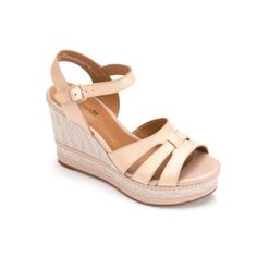 e0fa8d8f73b Easy-to-wear strap sandals in neutral colors for everyday versatility. 3 1