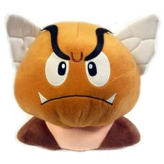 Nintendo Super Mario Brothers 12 Inch Deluxe Plush Goomba by Super Mario Brothers, http://www.amazon.com/dp/B000ZA4H04/ref=cm_sw_r_pi_dp_l0K8pb1QP46D2