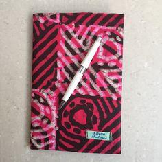 Mayamiko   Pink African Print Journal