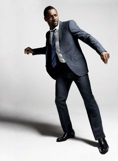 idris elba in a sexy suit. Love his style. Biddy Craft