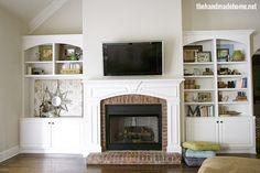 anatomy of the well-styled shelf - the handmade homethe handmade home