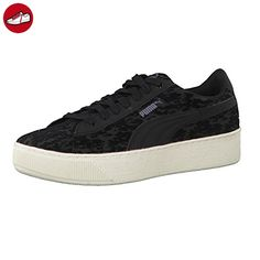 Desierto Fun L, Sneakers Basses Mixte Adulte, Noir (Black-Black), 37 EUPuma
