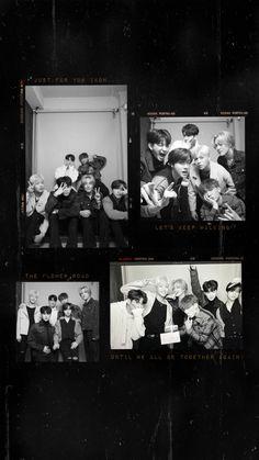 Ikon Wallpaper, Lock Screen Wallpaper, Wallpaper Lockscreen, Kodak Portra, Btob, Boyfriend Material, Pictures, Ideas, Bts Backgrounds