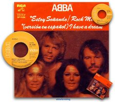 "Abba's single ""Estoy Sonando"" entered the Spanish singles chart in September 1979 #Abba #Agnetha #Frida #Vinyl #Spain http://abbafansblog.blogspot.co.uk/2017/09/spanish-chart_5.html"