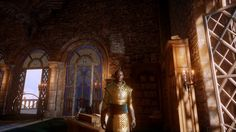 Dragon Age Inquisition new skyhold outfit. Eternal