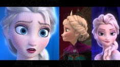 CGTalk - Disney's Elsa from Frozen