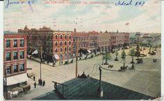 Arcade & Fountain Square, Springfield, Ohio