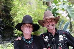 Artists Shamus Koch and James Lansdell are ready for Country Western Day   Sawdust Art Festival is hosting its 3rd Annual Country Western Day on Saturday, August 2, with themed musical entertainment, art classes and Saloon specials to celebrate the day's festivities.
