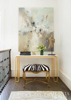 Wall art,interior decor / foto Erica George Dines