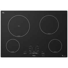 Whirlpool Gold®  30-inch Electric Induction Cooktop