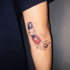 Toca volver a repasar los últimos trabajos de una de mis locas tatuadoras preferidas. — KIM MICHEY Kim Michey Instagram Kim Michey en ARTNAU