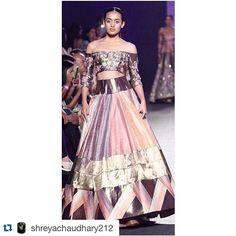 #Repost Toabh Model @shreyachaudhary212 with @repostapp.  Lakme Fashion Week Opening Show with Manish Malhotra#ToabhModel #ToabhTalent #ToabhIndia #toabhRunway #TeamToabh