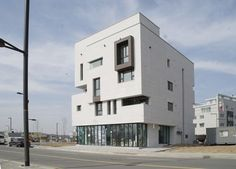 architecture > 포트폴리오 > (상가주택) 고양시 동산동 350-1 상가주택