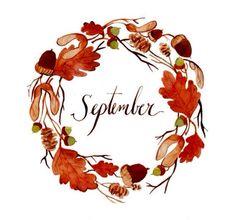 Hello september! <3  I love you