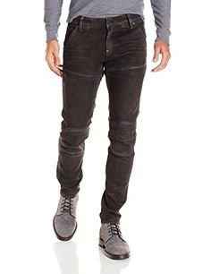 G-Star Raw Men's 5620 3D Super Slim Fit Jean In Slander Black Superstretch Dk Aged Cobler, Dark Aged Cobbler, 38x32 G-Star Raw http://www.amazon.com/dp/B012I0U1AI/ref=cm_sw_r_pi_dp_aJxSwb01PQX8C